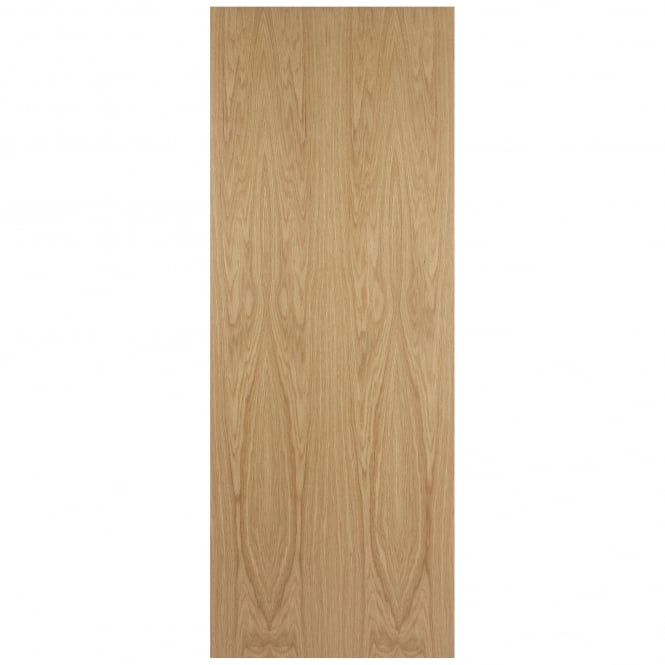 Jeld-Wen Internal White Oak Crown Cut Door