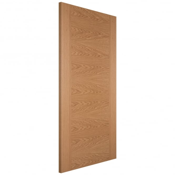Jeld-Wen Internal White Oak Fusion Heavyweight Panel 44mm Fire Door