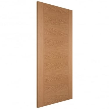 Internal White Oak Fusion Heavyweight Panel Door