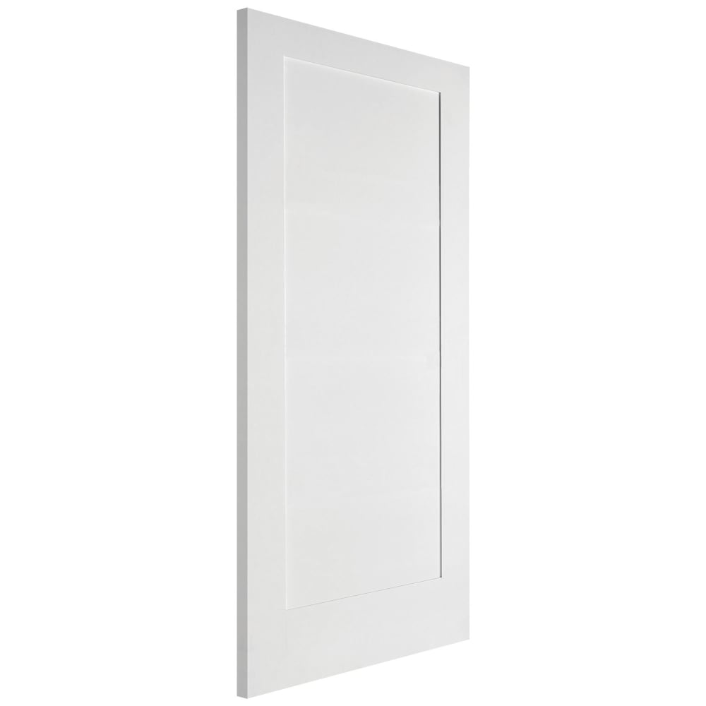 white shaker doors jeld wen white primed shaker 1p door leader doors 1058
