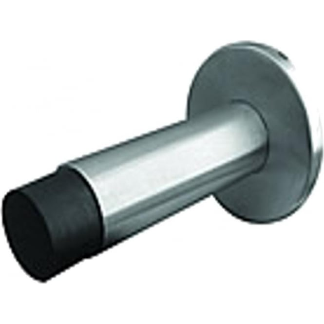 Frelan Hardware JSS07 Satin Stainless Steel Projecting Cylinder Door Stop