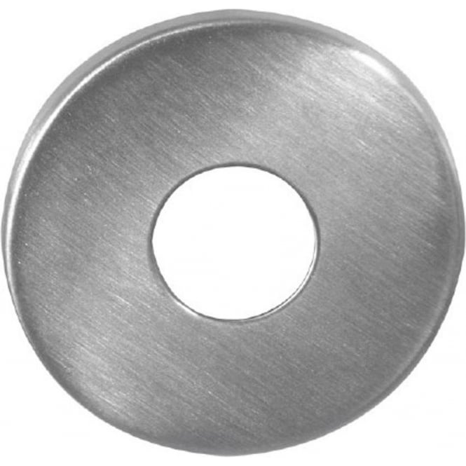 Frelan Hardware JSS19 Satin Stainless Steel 16mm Concealed Rose