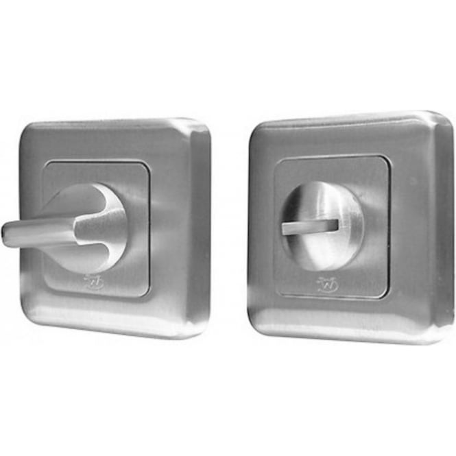 JV5006SC Satin Chrome WC Turn And Release