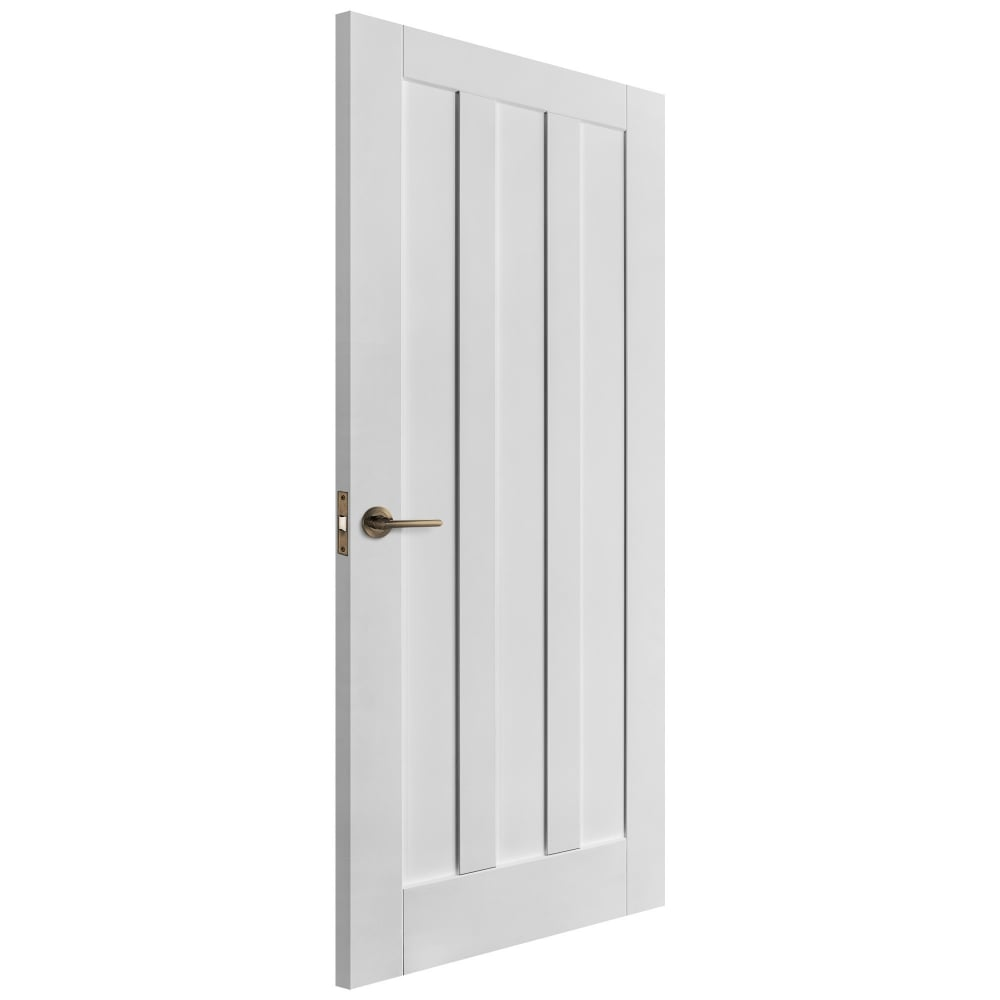 Internal White Primed Ashton Door  sc 1 st  Leader Doors & Interior White Doors | Internal White Doors | Leader Doors