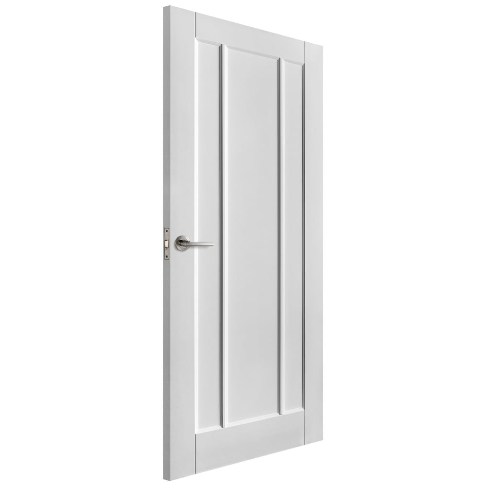 Internal White Primed Toledo Door  sc 1 st  Leader Doors & Liberty Internal White Primed Toledo Door | Leader Doors