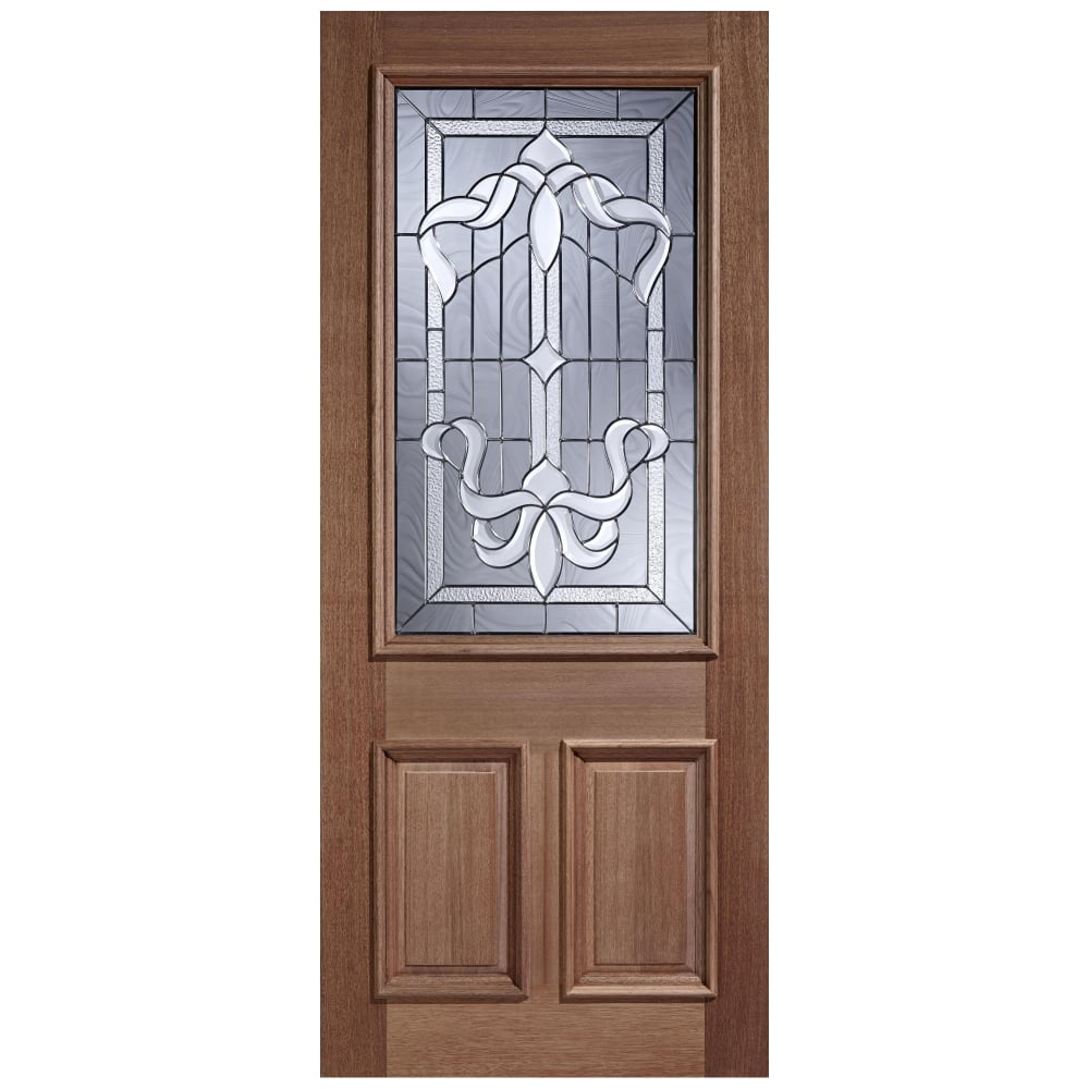 Lpd adoorable cleveland hardwood external door leader doors for External hardwood doors