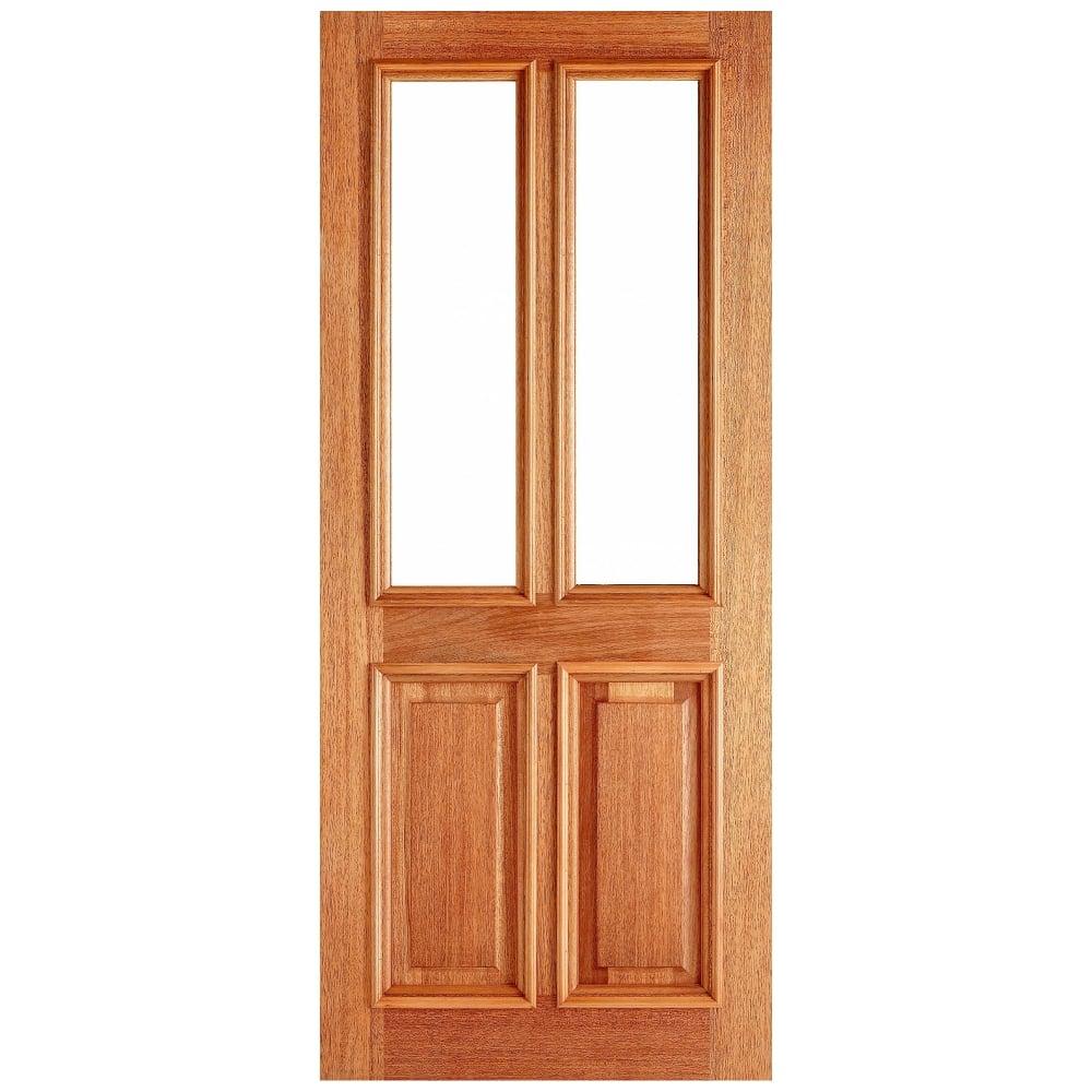 External Adoorable Hardwood Derby Unglazed Door  sc 1 st  Leader Doors & LPD Derby Hardwood Unglazed External Door   Leader Doors pezcame.com