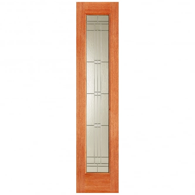 LPD Doors External Adoorable Hardwood Elegant Zinc Double Glazed Sidelight