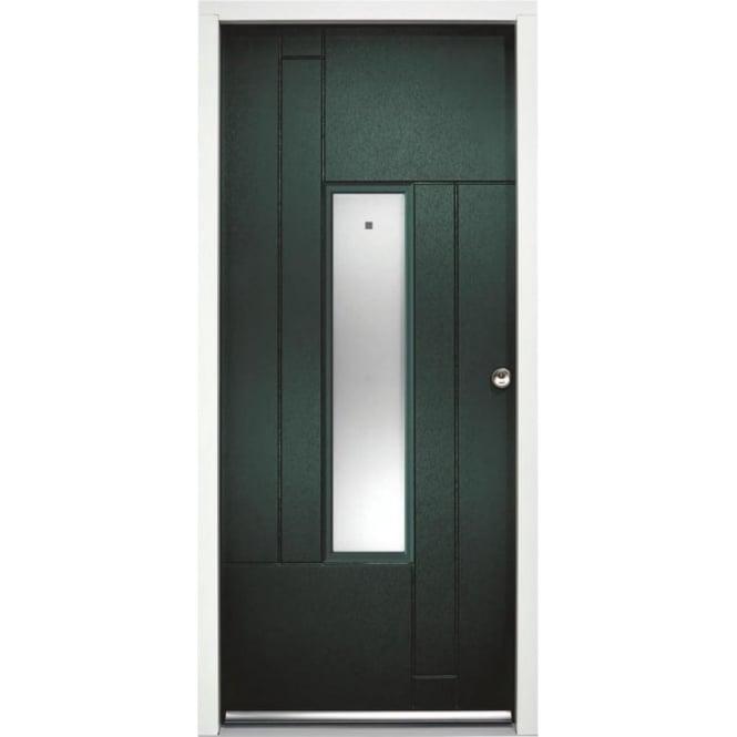 LPD Doors Fernando HDF External Enduradoor Leader Doors