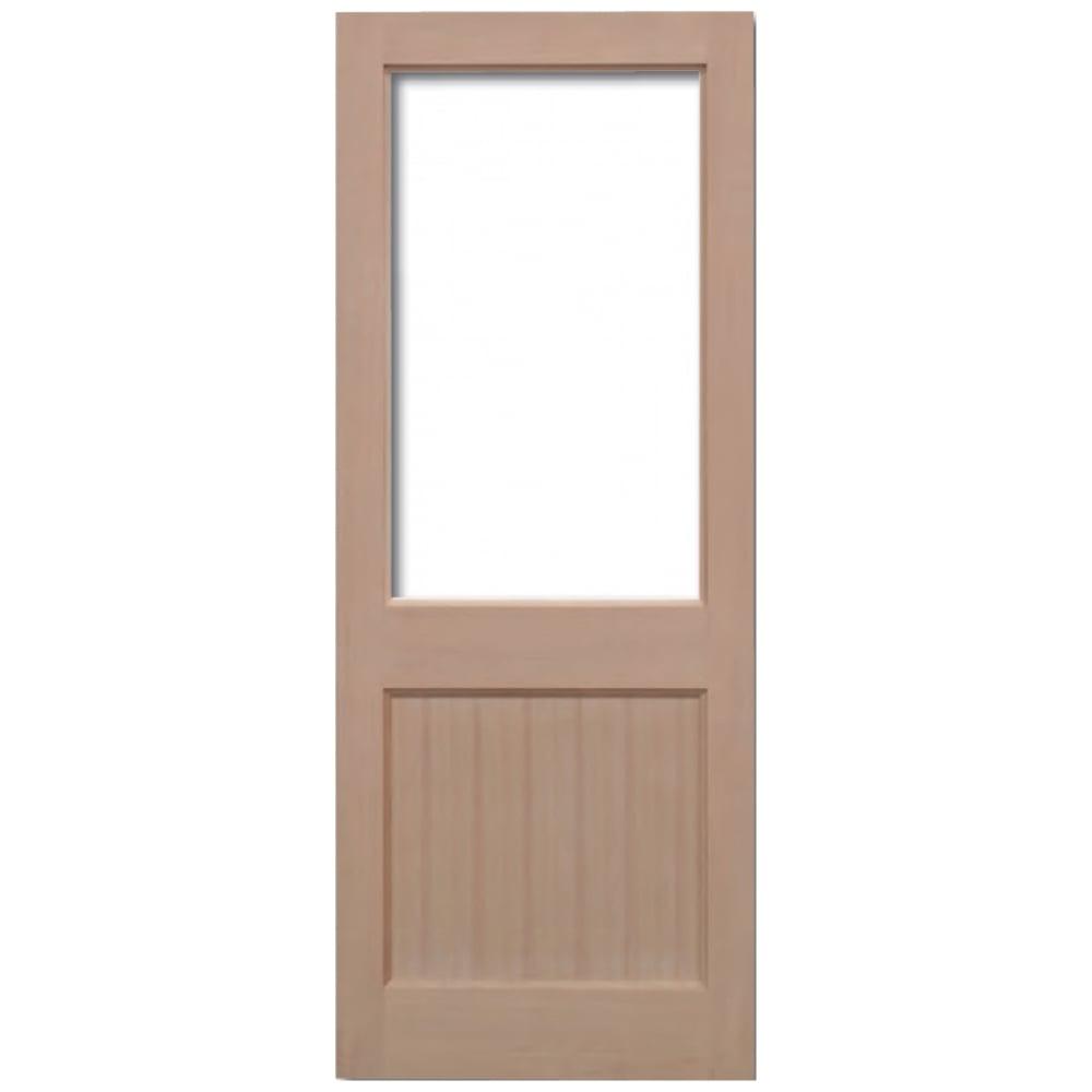 External Hemlock 2XG Unglazed Door  sc 1 st  Leader Doors & LPD 2XG Hemlock Unglazed External Door   Leader Doors pezcame.com