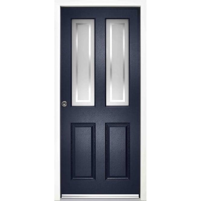 LPD Doors Malton HDF External Enduradoor Leader Doors