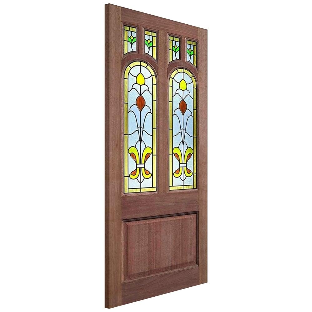 Lpd Adoorable Camden Hardwood External Door Leader Doors
