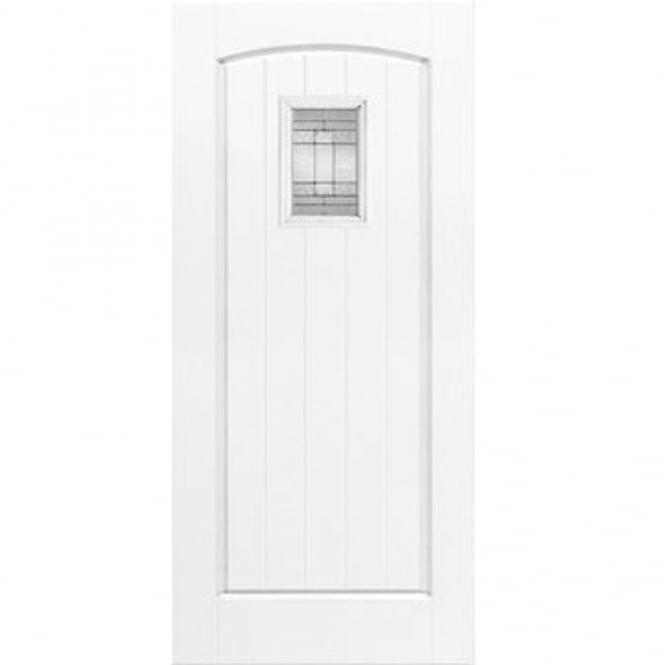 Composite White Cottage Glazed External Exterior Door Lead Double Glazed Panel Ebay