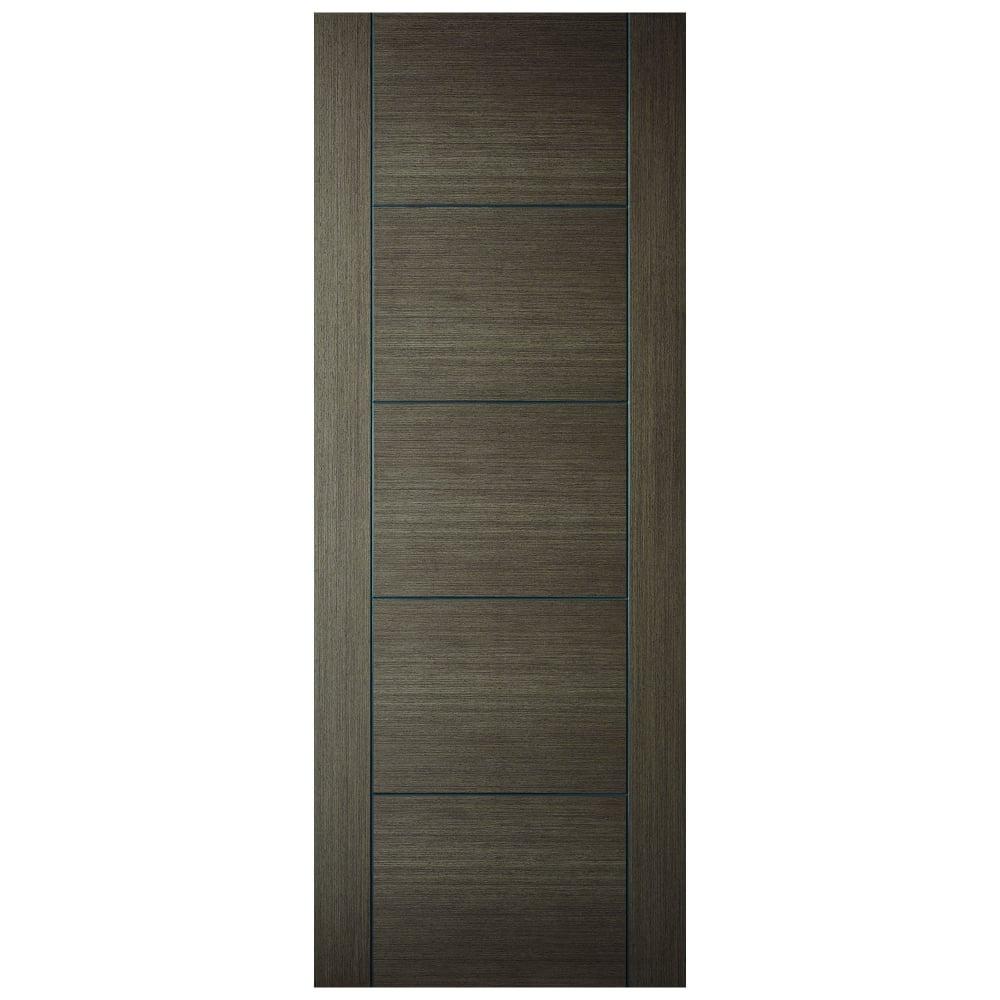 Internal Chocolate Grey Fully Finished Vancouver Door (CHGVAN)  sc 1 st  Leader Doors & LPD Internal Chocolate Grey Pre-Finished Vancouver Door | Leader Doors