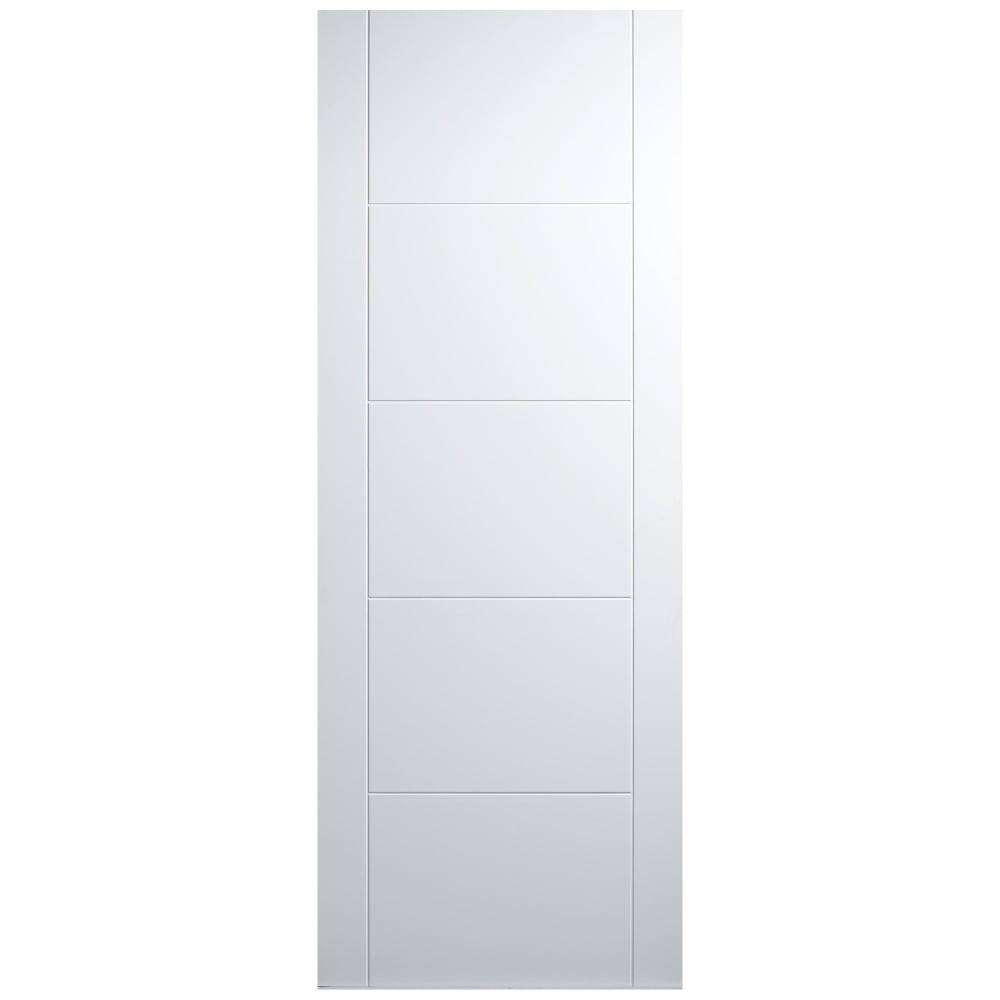 Lpd Florida White Primed Fd30 Fire Door Leader Doors