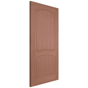 Internal Hardwood Louis Door