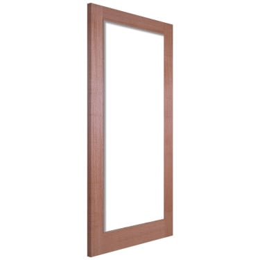 Internal Hardwood Unfinished Pattern 10 1L Unglazed Door (P10)
