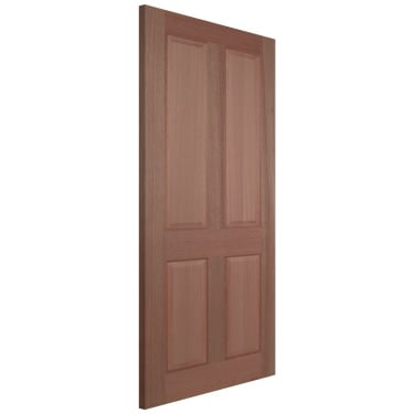 Internal Hardwood Unfinished Regency 4P Door (REG4P2)