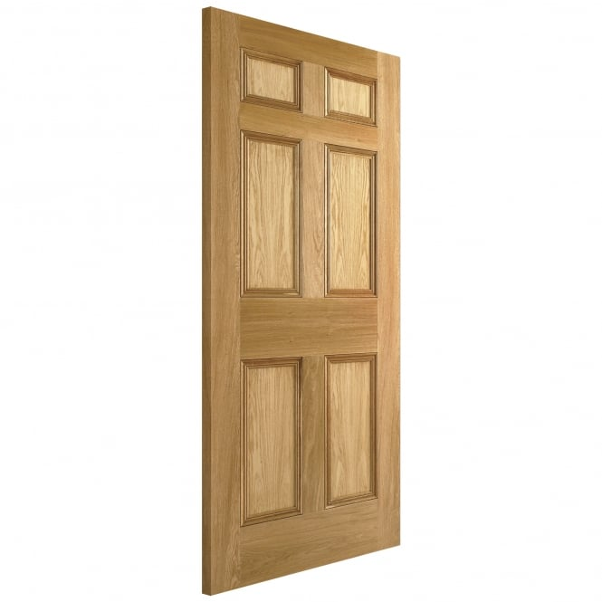 LPD Internal Nostalgia Oak 6 Panel Door