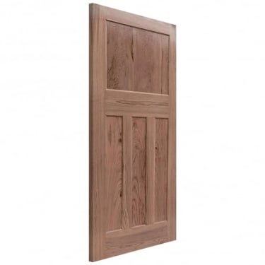 LPD Internal Nostalgia Pitch Pine DX 30s Style Door