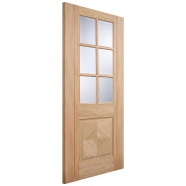 LPD Internal Oak Fully Finished Barcelona Supermodel Door