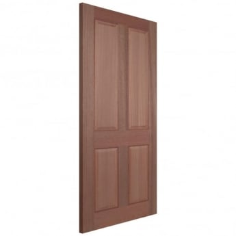 LPD Doors Internal Senator Hardwood Regency 4 Panel Door
