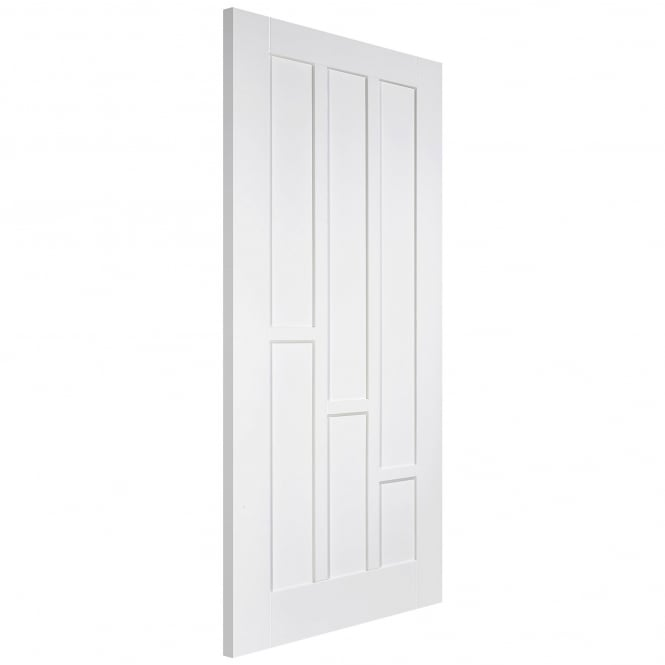 Internal Solid White Primed Coventry FD30 Fire Door