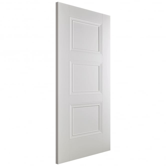 LPD Doors Internal White Primed Amsterdam Door