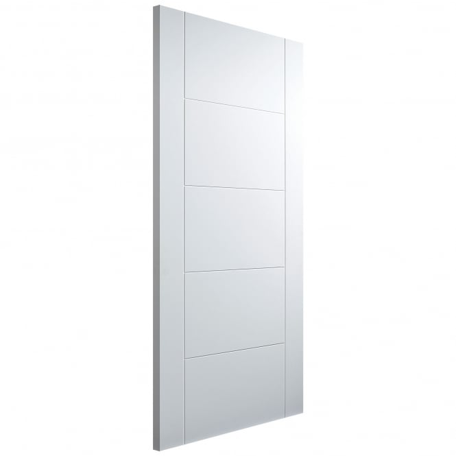 LPD Doors Internal White Primed Florida Door