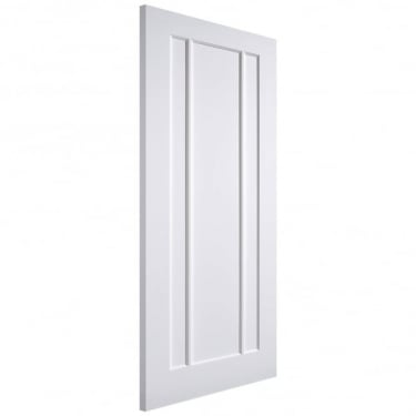LPD Internal White Primed Lincoln 3 Panel Door
