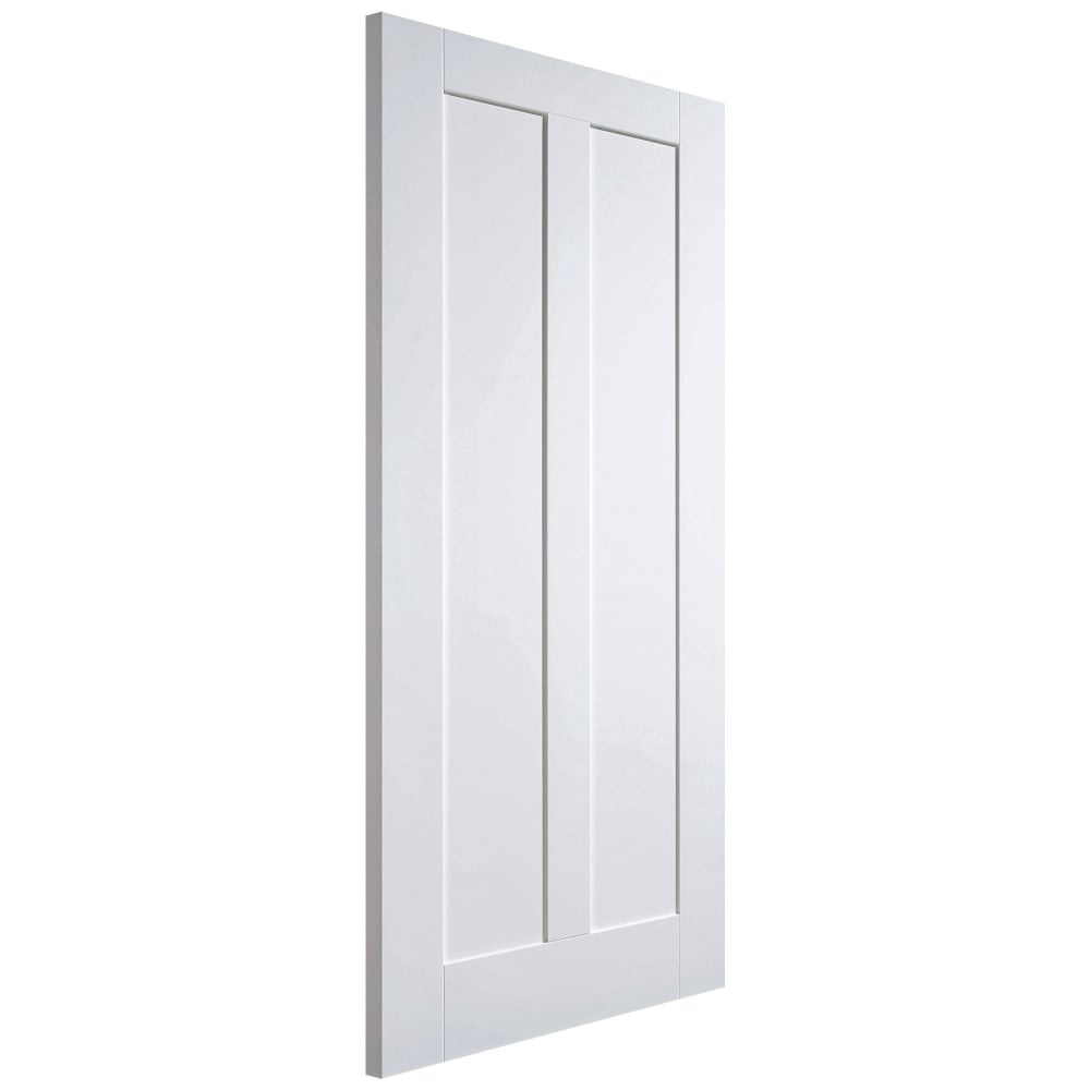 Internal White Primed Maine Door  sc 1 st  Leader Doors & LPD Doors Internal White Primed Maine Door | Leader Doors