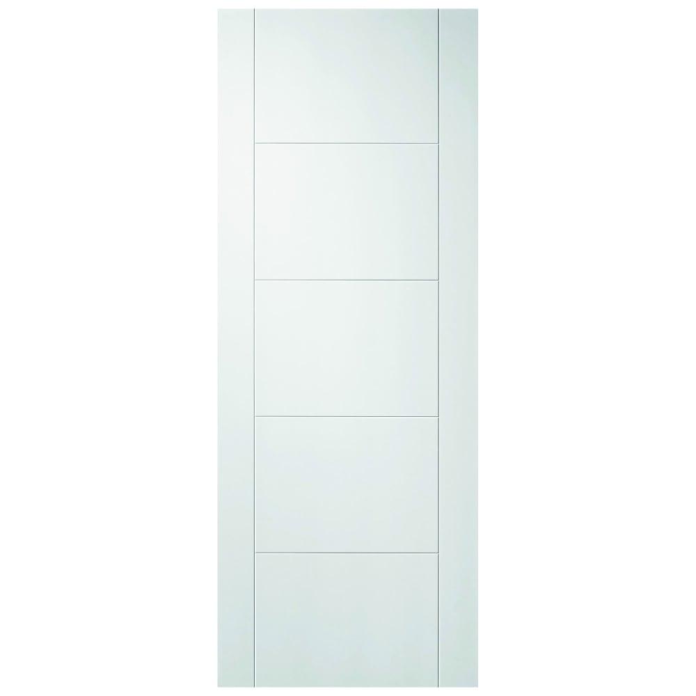 Internal White Primed Vancouver Door  sc 1 st  Leader Doors & LPD Internal White Primed Vancouver Door   Leader Doors