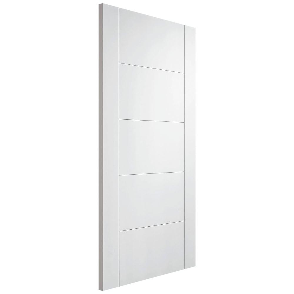 Internal White Primed Vancouver Door (WFVAN)  sc 1 st  Leader Doors & LPD Internal White Primed Vancouver Door | Leader Doors