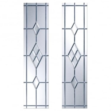 Malton 2 Piece ABE-Lead Glass Pack (PPGPMALABE)