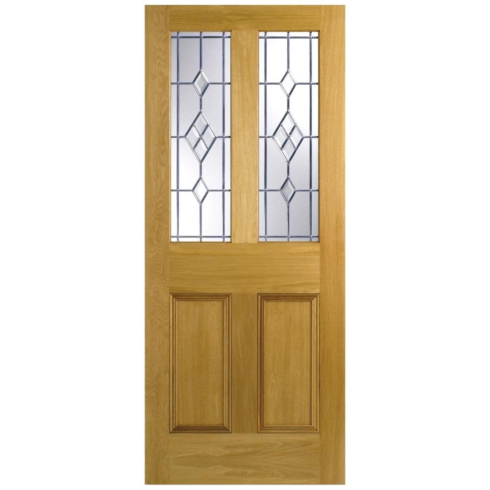Nostalgia Malton Unglazed Unfinished Internal Oak Door  sc 1 st  Leader Doors & LPD Nostalgia Malton Oak Un-Finished Unglazed Internal Door ... pezcame.com
