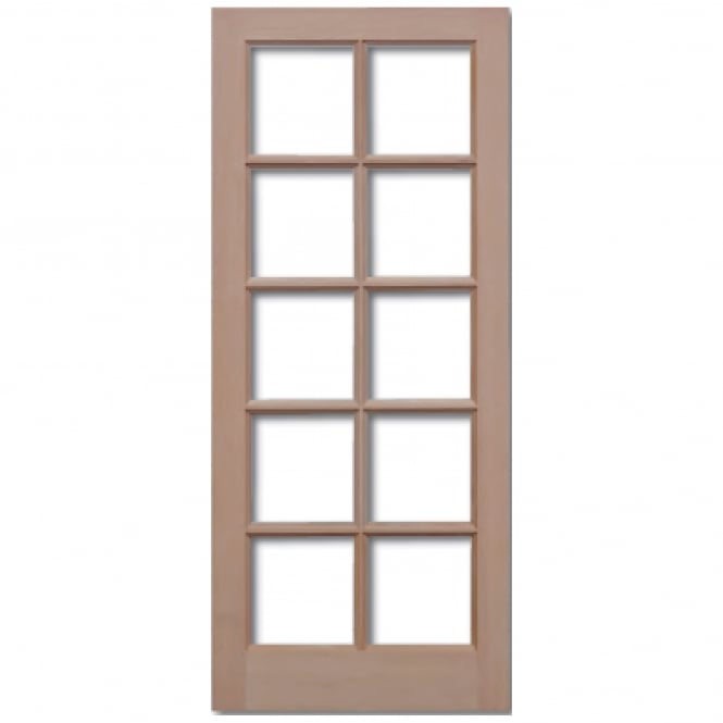LPD Doors SC Unglazed Unfinished Internal Hemlock Door