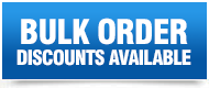 Bulk/Trade Order Discounts Available - Contact Us for a Quote!