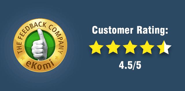 eKomi Genuine Customer Reviews of Leader Doors!