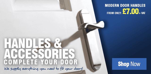 Handles & Accessories to Complete Your Door