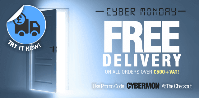 This Cyber Monday at Leader Doors!