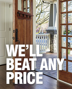 We'll Beat Any Price!