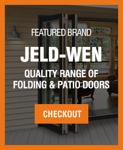 Featured Brand - Jeld-Wen - Patio Doorsets