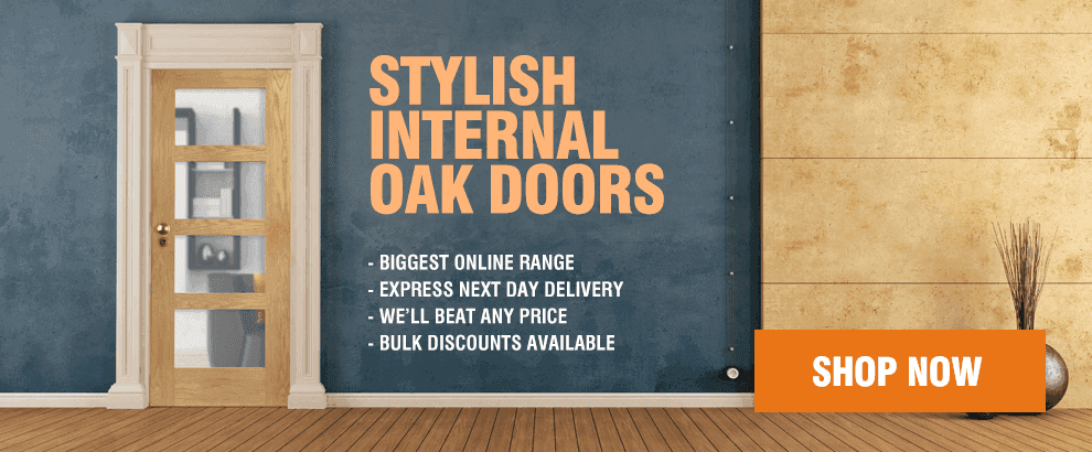Stylish Internal Oak Doors