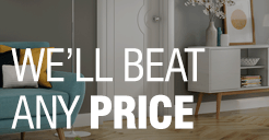 We'll Beat ANY Price