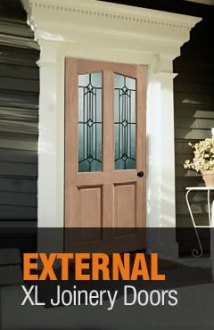 External XL Joinery Doors