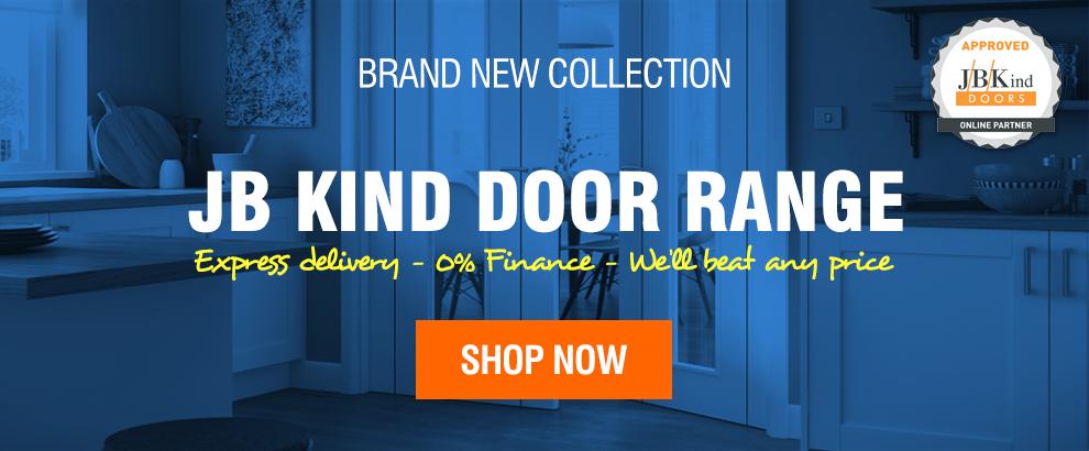 JB Kind Doors Now In Stock!
