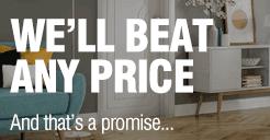 We'll Beat ANY Price