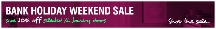 Bank Holiday Sale at Leader Doors