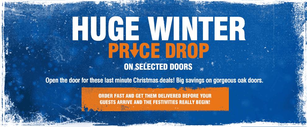 December - Door Sale