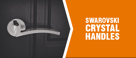 Swarovski Crystal Handles